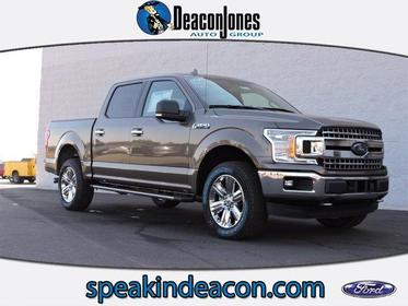 2018 Ford F-150 XLT 4WD SUPERCREW 5.5' BOX Goldsboro NC