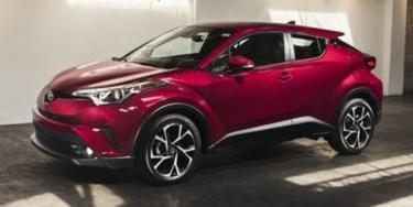 2018 Toyota C-HR XLE PREMIUM Sport Utility Springfield NJ