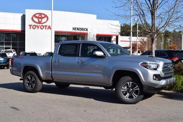 2017 Toyota Tacoma TRD SPORT Apex NC