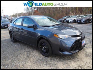 2018 Toyota Corolla LE LE 4dr Sedan Lakewood Township NJ