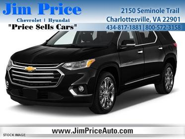 2018 Chevrolet Traverse HIGH COUNTRY Sport Utility Charlottesville VA