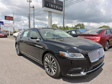 2017 Lincoln Continental RESERVE Wilmington NC