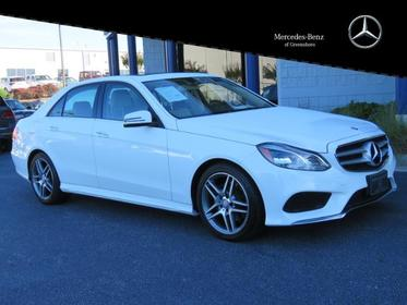 2015 Mercedes-Benz E-Class E 350 SPORT 4dr Car Greensboro NC