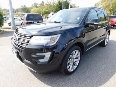 2016 Ford Explorer LIMITED Brattleboro VT