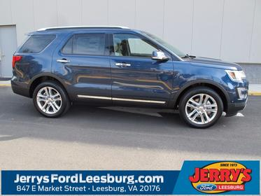 2017 Ford Explorer LIMITED Leesburg VA