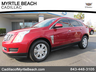 2016 Cadillac SRX LUXURY COLLECTION Luxury Collection 4dr SUV Myrtle Beach SC