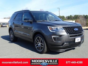 2018 Ford Explorer SPORT Mooresville NC