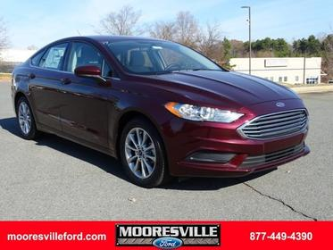 2017 Ford Fusion SE Mooresville NC