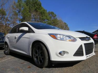 2014 Ford Focus SE 4dr Car Charlotte NC