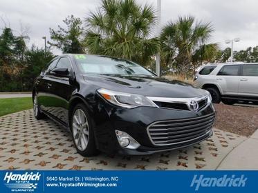2014 Toyota Avalon XLE TOURING Wilmington NC