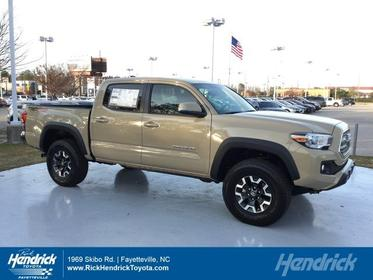 2017 Toyota Tacoma TRD OFF ROAD Fayetteville NC