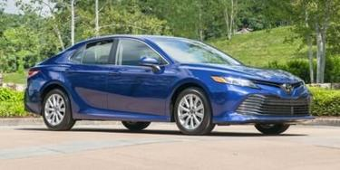 2018 Toyota Camry XLE Fayetteville NC