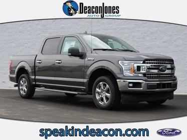 2018 Ford F-150 XLT 2WD SUPERCREW 5.5' BOX Goldsboro NC