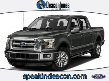 2017 Ford F-150 XLT 4WD SUPERCREW 5.5' BOX Goldsboro NC