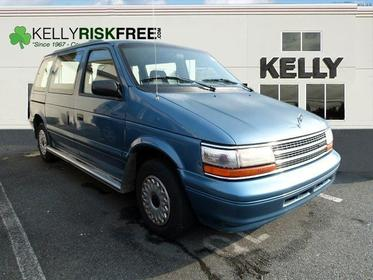 "1995 Plymouth Voyager 3DR BASE 112"" WB Sports Van Emmaus PA"
