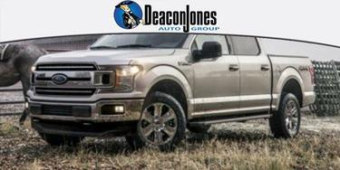2018 Ford F-150 LARIAT 4WD SUPERCREW 5.5' BOX Goldsboro NC