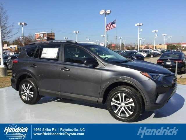 Toyota Fayetteville Nc >> New Toyota Rav4 In Fayetteville Nc 180572