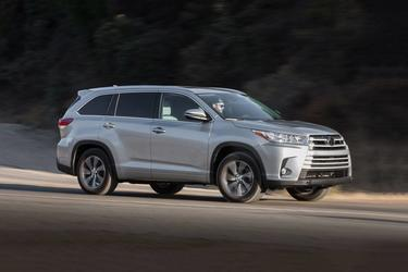 2018 Toyota Highlander LIMITED Salisbury NC