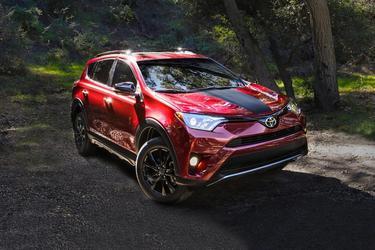2018 Toyota RAV4 XLE XLE 4dr SUV Asheboro NC