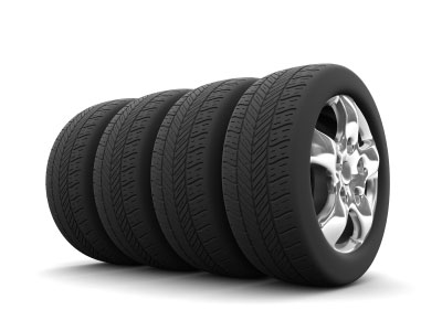 BUY FOUR SELECT TIRES, GET UP TO AN $70 REBATE BY MAIL.*