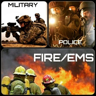 1st Responder & Military Parts Discount!