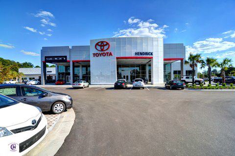 Our Dealership Hendrick Toyota Of Wilmington Serving