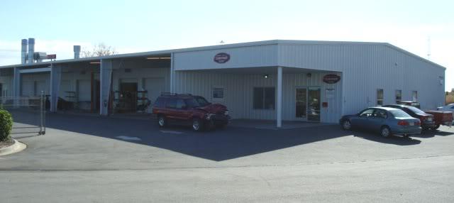 Valdosta Toyota Collision Department