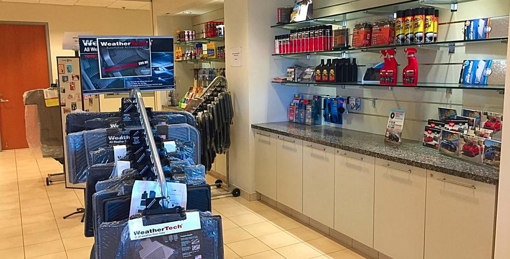 Hendrick Storefront