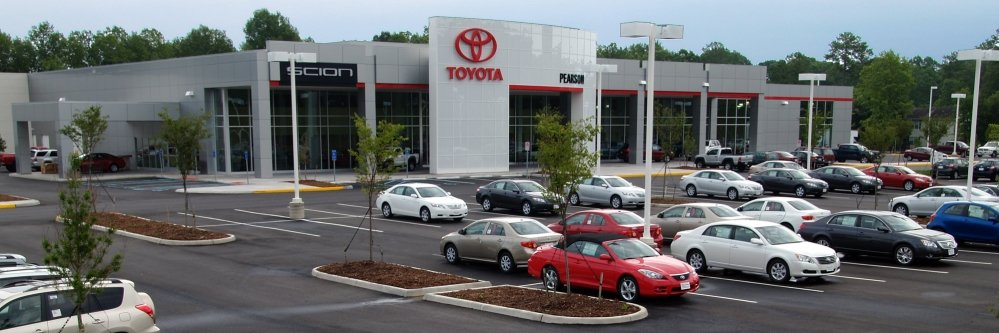 Pearson Toyota Dealership