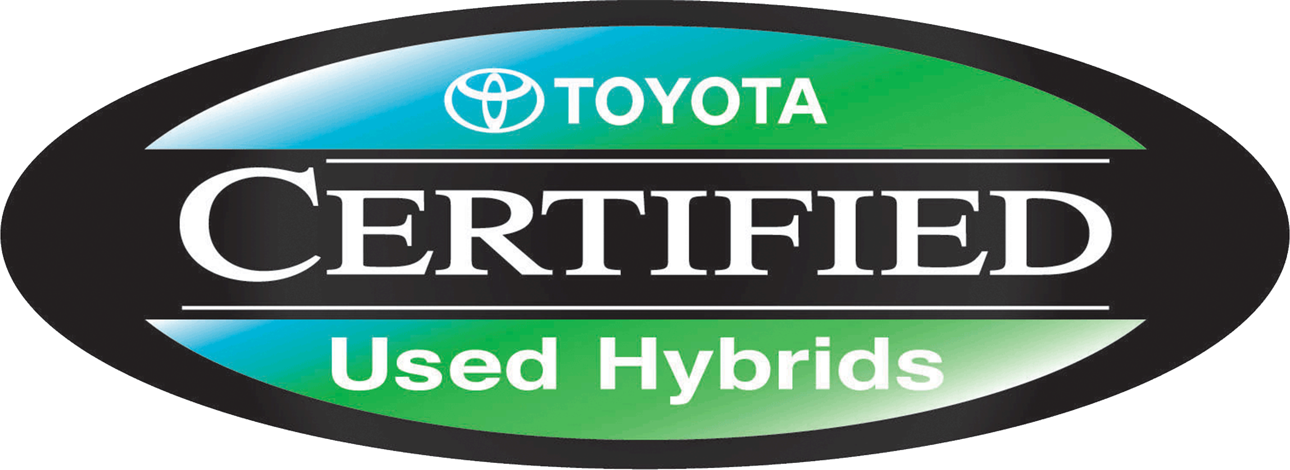 Certified Hybrid Vehicles