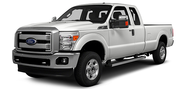 2016 Ford F-250 SuperCab