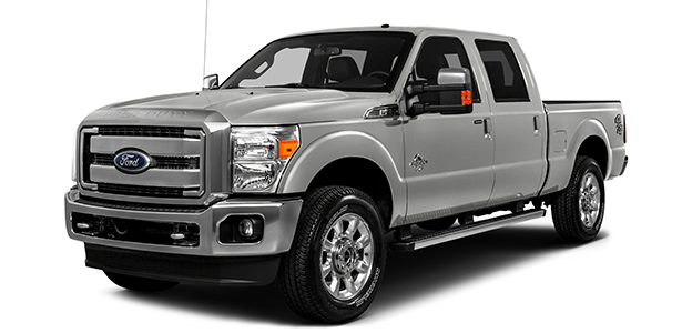 2016 Ford F-250 SuperCrew
