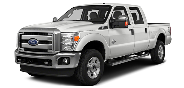 2016 Ford F-350 SuperCrew