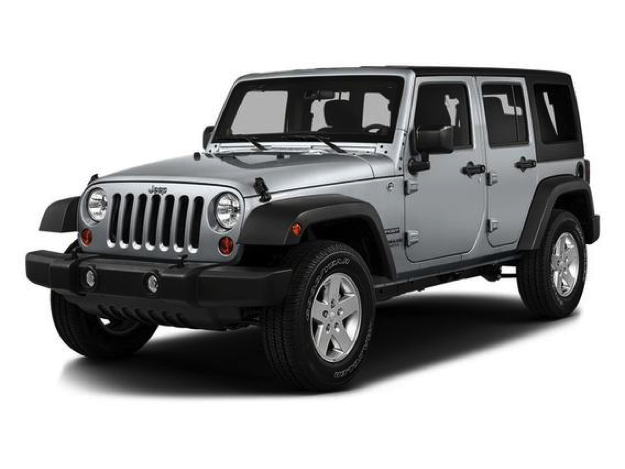 Jeep Wrangler Unlimited in bessemer