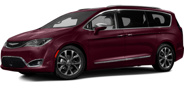 2017 Chrysler Pacifica Forest City NC