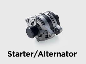 Starter/Alternator