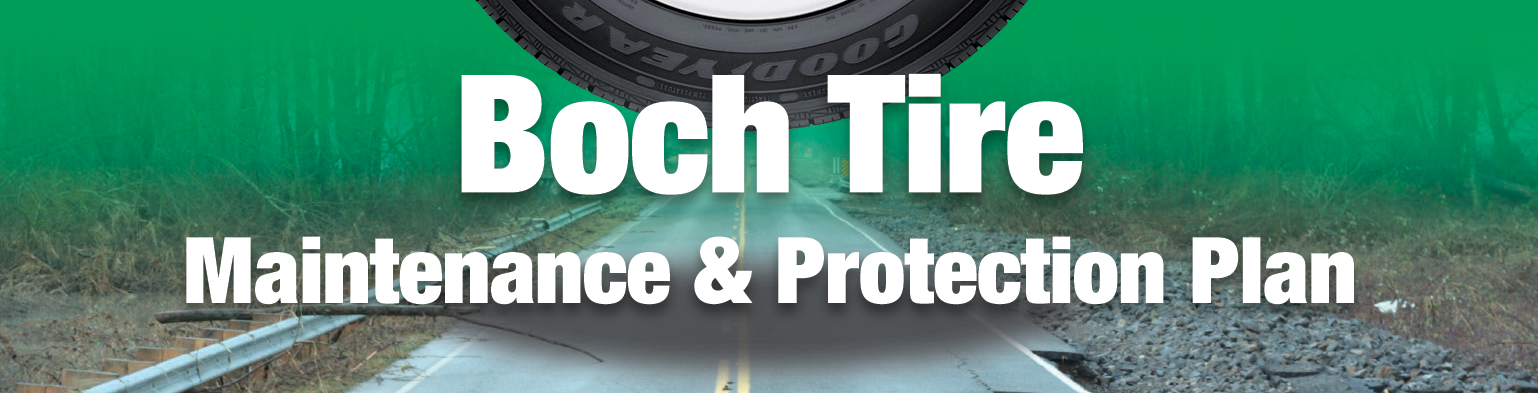 Boch Maintenance and Protection Plan