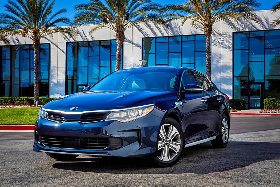 2017 Kia Optima Hybrid Rock Hill SC
