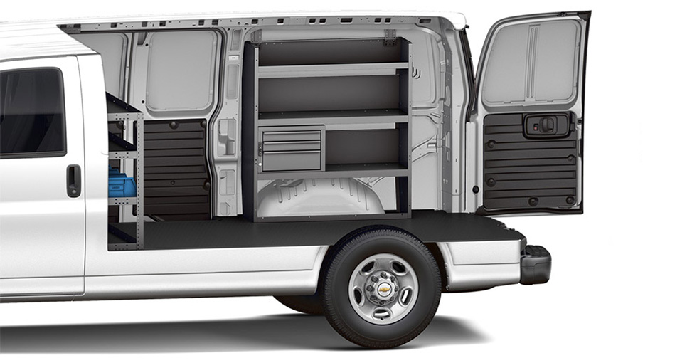 2016 Chevrolet Express Capital Commercial Trucks – Express Cargo Van Engine Compartment Diagram