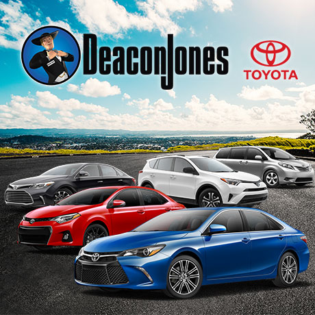 DJ Toyota Logo