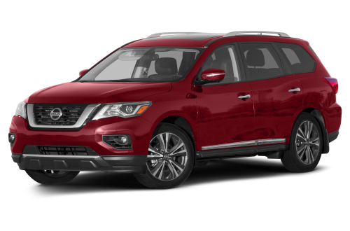 2017 Nissan Pathfinder in Goldsboro