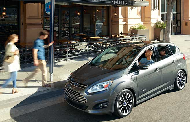 2017 Ford C-Max in Chapel Hill