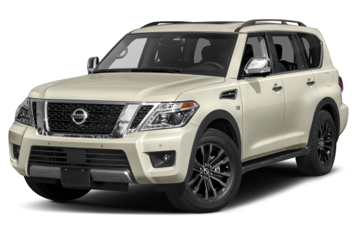 2017 Nissan Armada in Wilmington