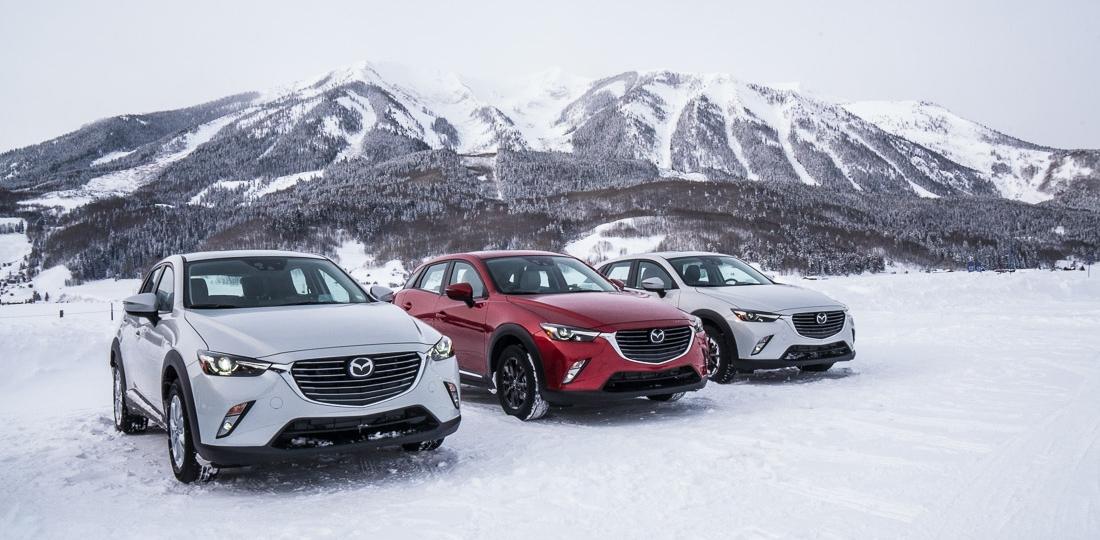 Mazda Snow