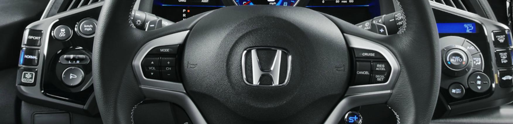 Test Drive Honda