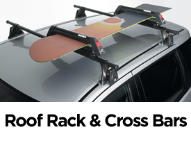 Roof Rack and Cross Bars