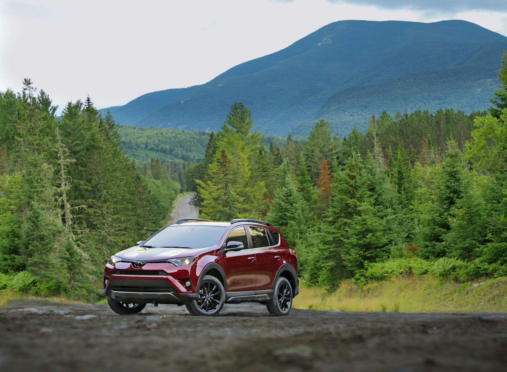 NEW Rav4 in KS