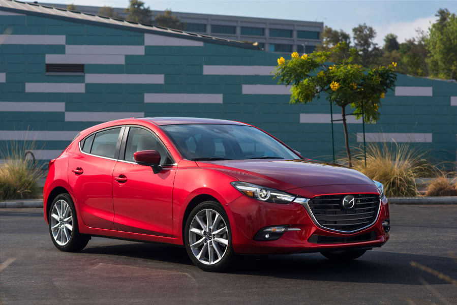 2017 Mazda3 in Green Brook
