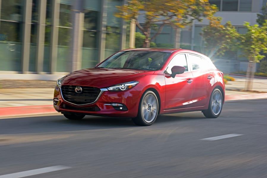 2017 Mazda3 in NC