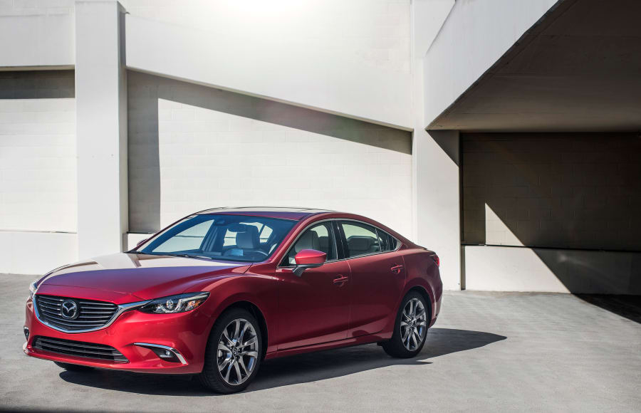 new mazda6 in Winston-Salem